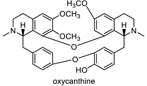 メギ 化学構造式3