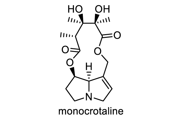 タヌキマメ 化学構造式1