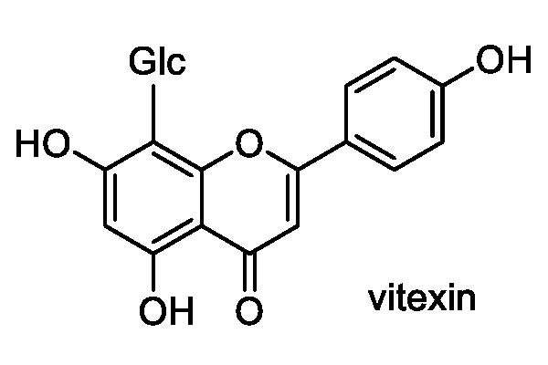 タヌキマメ 化学構造式2