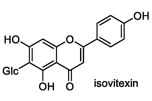 タヌキマメ 化学構造式3