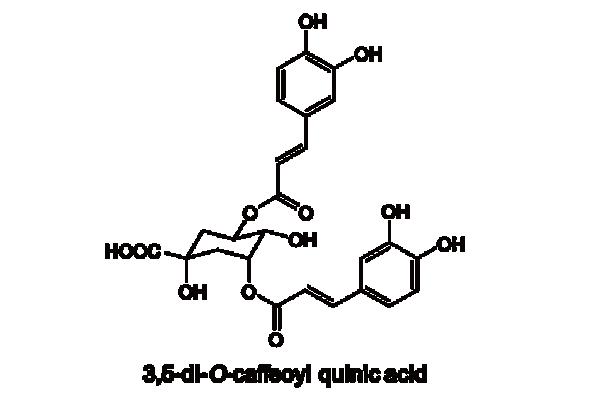アカウキクサ 化学構造式1