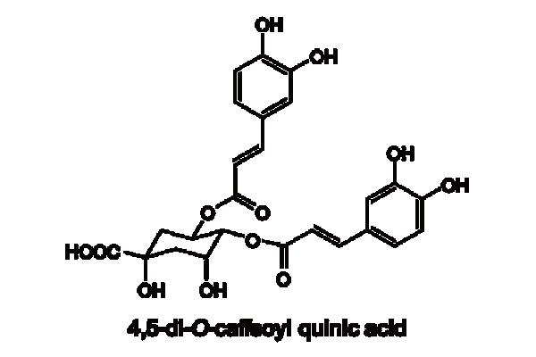アカウキクサ 化学構造式2