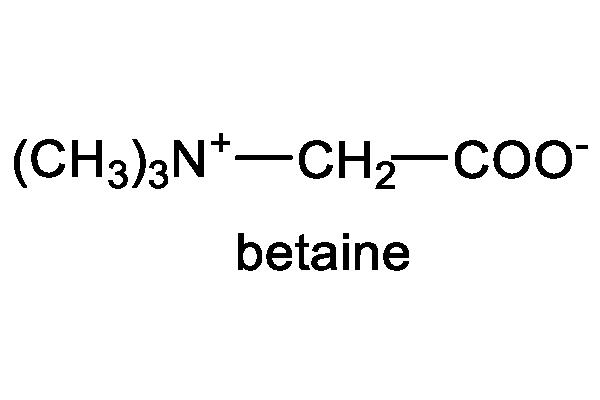 アカザ 化学構造式1