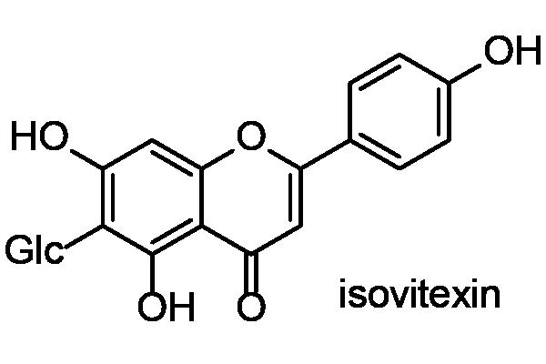 アカザカズラ 化学構造式3