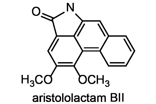 アメリカハンゲショウ 化学構造式3