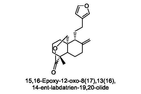 オヒルムシロ 化学構造式2