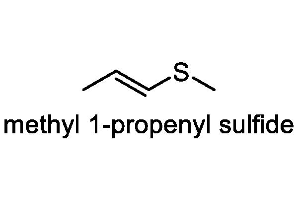 タマネギ 化学構造式3
