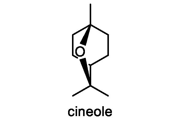 ハナミョウガ 化学構造式2