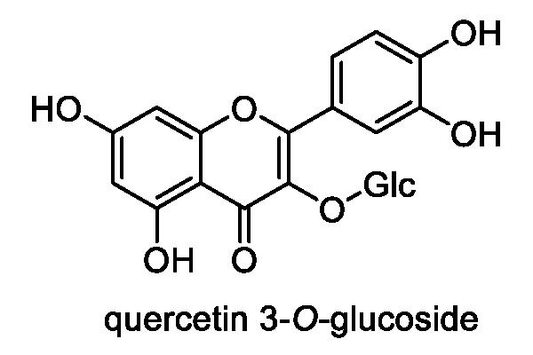 ヒナヒゴタイ 化学構造式2