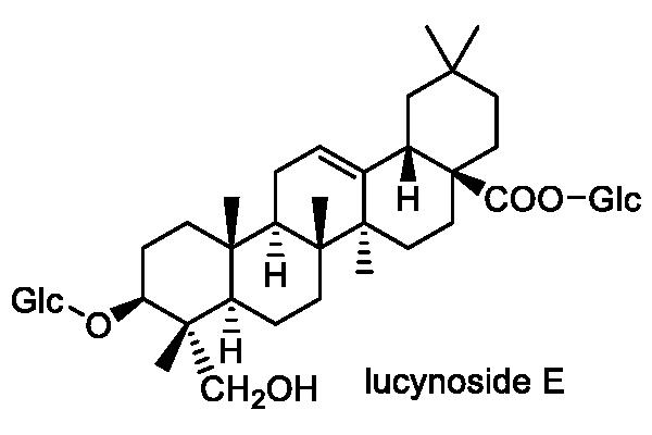 ヘチマ 化学構造式2