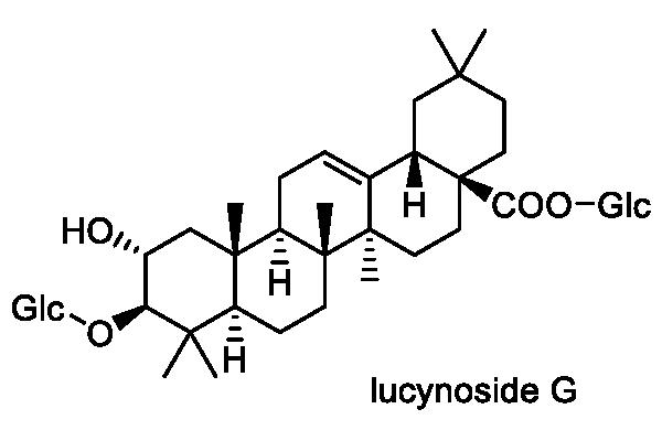 ヘチマ 化学構造式3