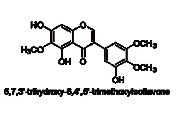 ホシクサ 化学構造式2
