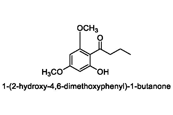 ミズネコノオ 化学構造式2