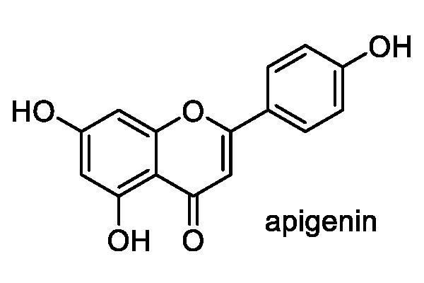 ヨメナ 化学構造式2